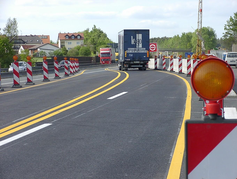 Traffic2000-markering-tempoline